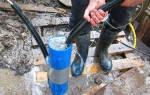 Как раскачать скважину после зимы