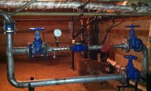 Давление в системе холодного водоснабжения норма