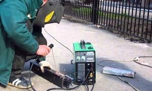 Как выбрать сварочный полуавтомат для гаража