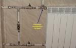 Температура обратки в системе отопления нормы