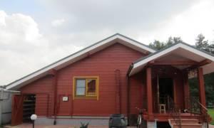 Какой краской покрасить дом из бруса снаружи